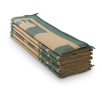 The Perfect Large 9\'x12\' RV & Camping Reversible Patio Mat!