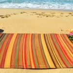 What If This Is The Perfect Indoor Outdoor Rug? 3 Rich Colors For Pizazz!!