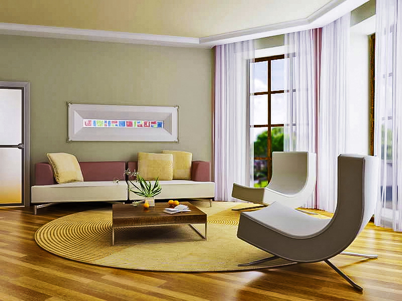 5 reasons why a room looks best with round rugs How to buy an area rug for living room